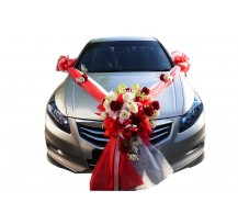 G-Ray-Florist-Online-Flower-Delivery-Kl-Penang-Wedding Car Décor