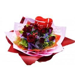 Valentine's Love bouquet