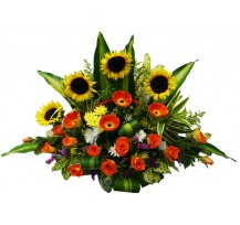 G-Ray-Florist-Online-Flower-Delivery-Kl-Penang-Classical Sunrise