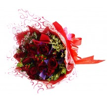 G-Ray-Florist-Online-Flower-Delivery-Kl-Penang-Timeless Beauty