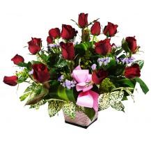 G-Ray-Florist-Online-Flower-Delivery-Kl-Penang-Miss Scarlet