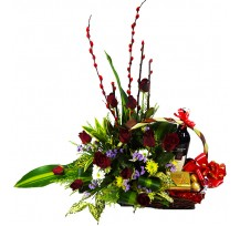 G-Ray-Florist-Online-Flower-Delivery-Kl-Penang-Wine Fiesta