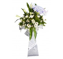 G-Ray-Florist-Online-Flower-Delivery-Kl-Penang-Sympathy Farewell