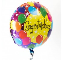 G-Ray-Florist-Online-Flower-Delivery-Kl-Penang-Congratulations Balloon
