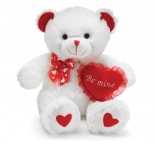 "G-Ray-Florist-Online-Flower-Delivery-Kl-Penang-Teddy Bear (Small – 5"" – 6"")"