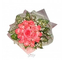 G-Ray-Florist-Online-Flower-Delivery-Kl-Penang-Blushing Cheeks