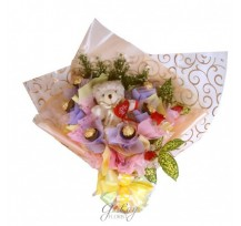 G-Ray-Florist-Online-Flower-Delivery-Kl-Penang-I Love Your Smile