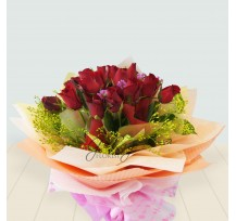 G-Ray-Florist-Online-Flower-Delivery-Kl-Penang-Rosey Posey