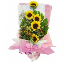 G-Ray-Florist-Online-Flower-Delivery-Kl-Penang-Sunflower Surprise