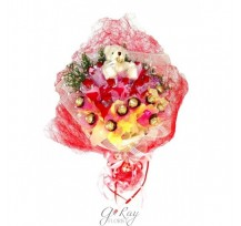 G-Ray-Florist-Online-Flower-Delivery-Kl-Penang-Sweet Like Chocolate