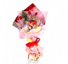 G-Ray-Florist-Online-Flower-Delivery-Kl-Penang-Three Kisses